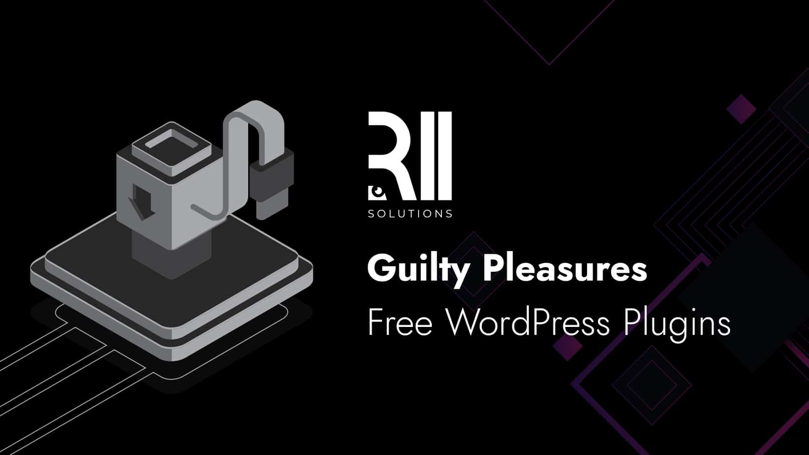 R11 Guilty Pleasures | Free WordPress Plugins