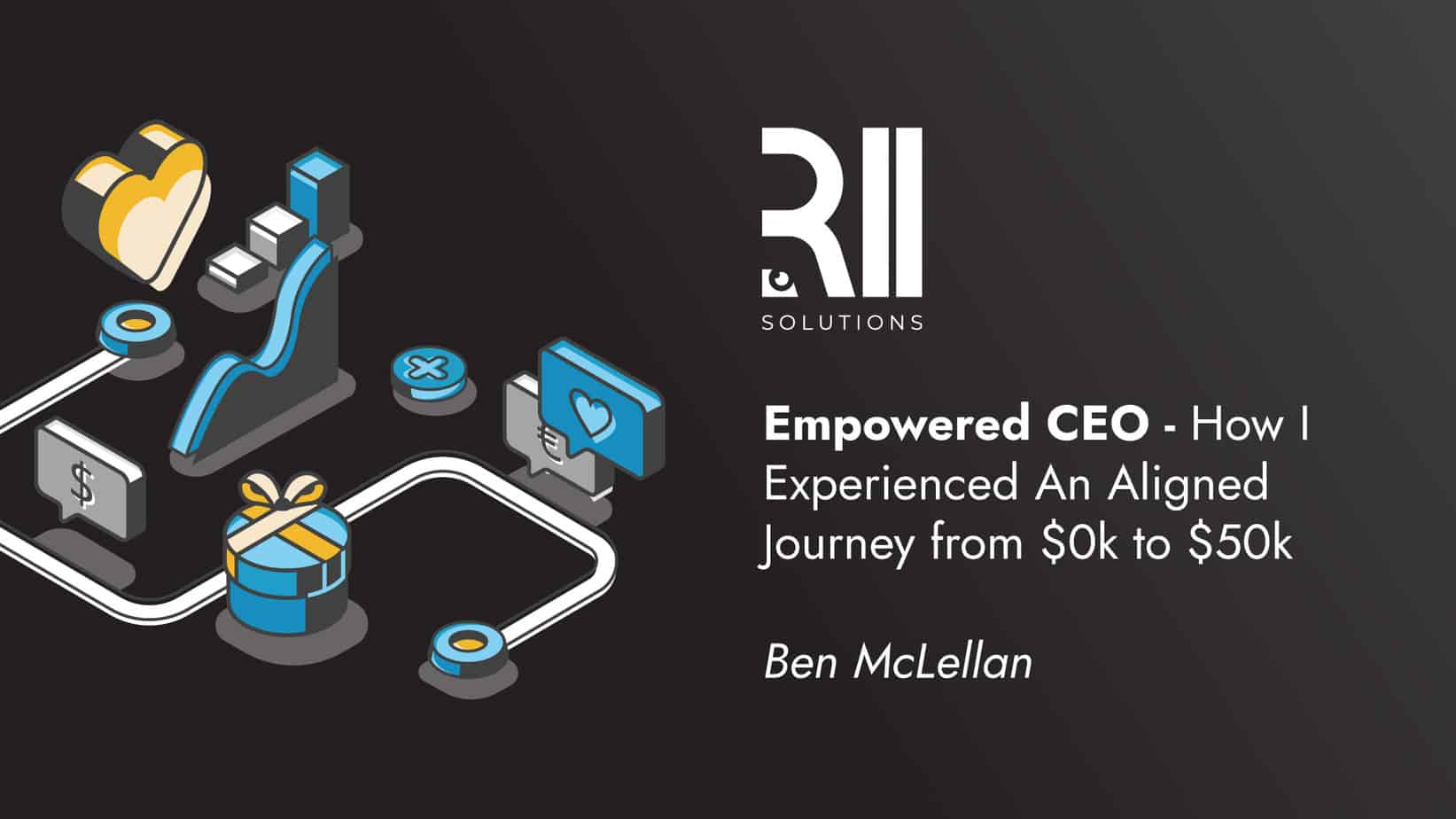 Empowered CEO – How I Experienced An Aligned Journey from $0k to $50k – Ben McLellan